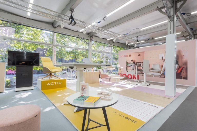 Feria Design Junction Londres ACTIU