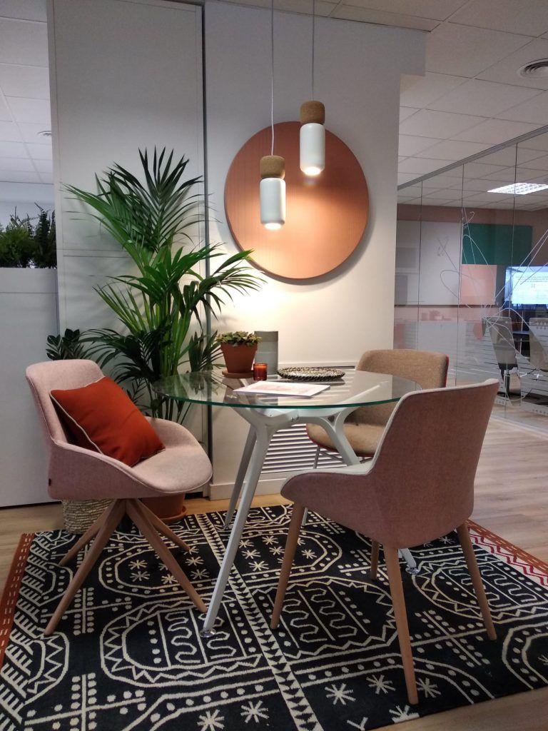 Showroom ACTIU Barcelona mobiliario oficina