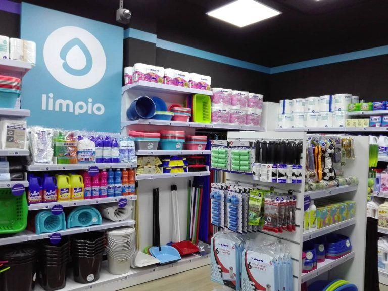 Categoría LIMPIO, DOMTI ZIP San Vicente Alicante